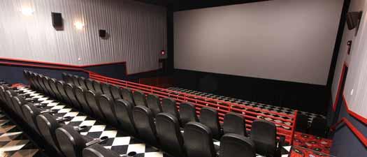 Advertising Northridge Cinema 8 Guymon Oklahoma